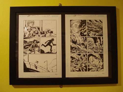 Becky Cloonan Exhibition