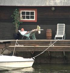 fredful skärgarden (transloid) Tags: sleeping summer lumix boot boat sweden stockholm sommer schweden panasonic g1 archipelago schären bootstour skärgarden 14140mm