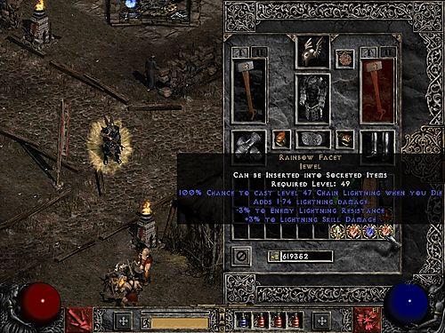 Screen Diablo 2