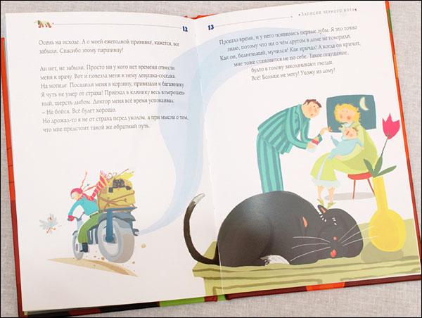 Записки черного кота