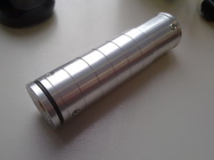 Aluminium Laser Pointer - Side