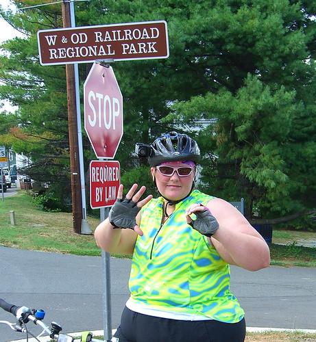 50 miles, baby!