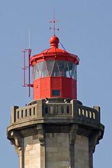 La lanterne du Phare des Baleines - Ile de Ré (cpqs) Tags: mer france ilederé 08 2010 charentemaritime pharedesbaleines poitoucharentes 201008 cpqs