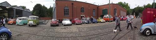VW lineup