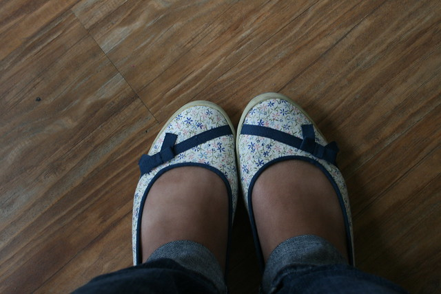 my favorite flats