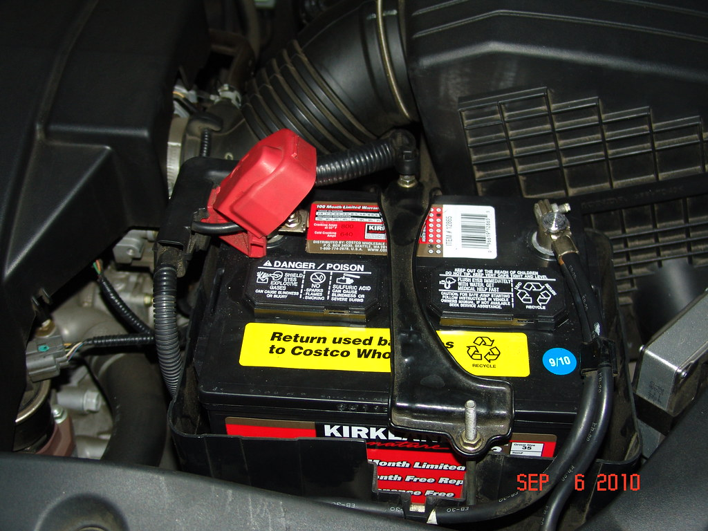 Drive Accord Honda Forums View Single Post Battery At 12v