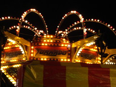 A&P Shows Tornado Carnival Ride At Night. (dccradio) Tags: carnival festival wisconsin night fun lights amusement ride fair entertainment ap rides wisdom midway countyfair tornado wi amusements carnivalrides marshfield amusementrides woodcounty cwsf carnivalmidway centralwisconsin centralwisconsinstatefair apshows apenterpriseshows apcarnival wisdomrides wisdomindustries apenterprises wisdommanufacturing