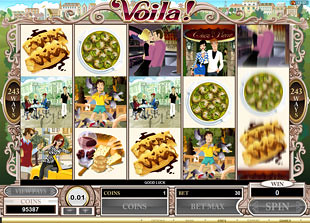 Voila slot game online review