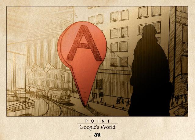 "Point ""Google's World"""