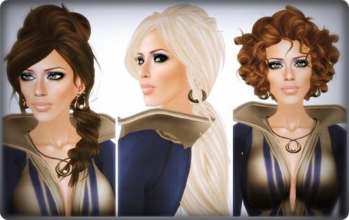Miel @ Hair Fair 2010