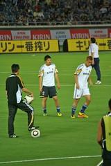 Honda and Matsui☆