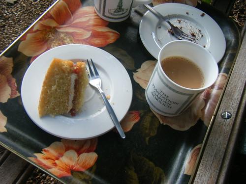 tea and cake!