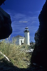 CoquilleLight (DennisKirkland) Tags: oregon lights lighthouses signals heads beaches bandon westcoast pacificcoast strenght stability steadfast