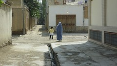 Alleys of Kabul