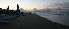 Cartolina (Filippo Marroni) Tags: sunset clouds mare alba sunsets marroni sunrises storms spiaggia filippo