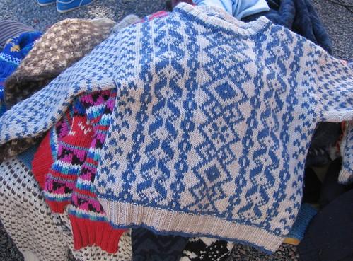 Kasserte gensere