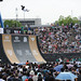 May 29, 2010 - Shanghai, China - Jiangwan Stadium, Fans watching the competition SKB Mini Mega Finals