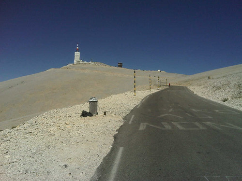 2e klim vanuit bedoin