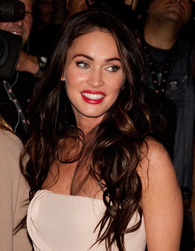 Megan Fox at the 2010 Toronto International Film Festival