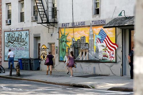 EV Murals