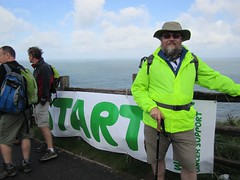 Chris at the Start