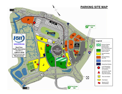 2010-jets-parking-site-map