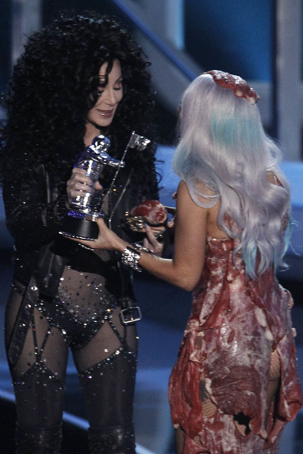 Lady Gaga MTV VMA 2010 05