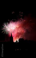 wie fotografiere ich Feuerwerk
