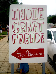 indie craft parade