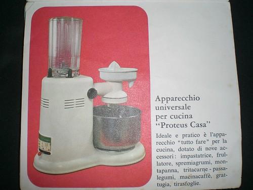 vintage sangiorgio elettrodomestici