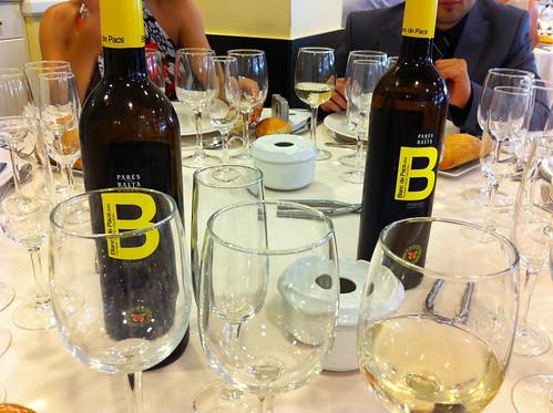 B wine