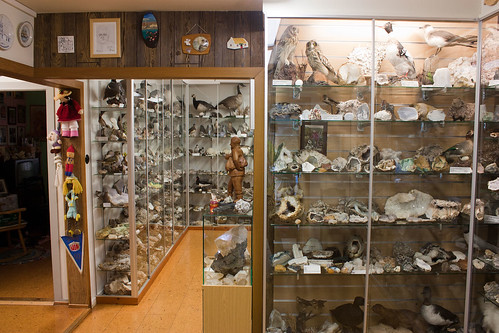 Petra's mineral collection