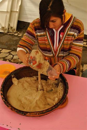A Tejatera In Puebla