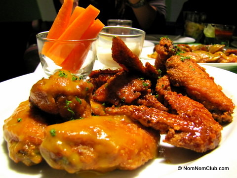 Wings Platter