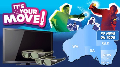 Calling All Aussies! It's Time To Get Your Move On!