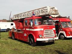 UB-86-01 1962 Daf A1300 BA 406 (Skitmeister) Tag