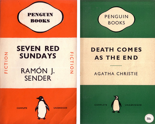 Penguin Books: 1938 & 1958
