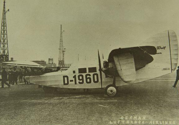Focke-Wulf  F-19a