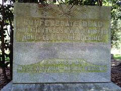 PIC_0145 (charliemcgowen) Tags: house home cemetary confederate jeffersondavis beauvoir confederatesoldiers biloxims