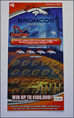 game denverbroncos coloradolottery lotteryscratchticket