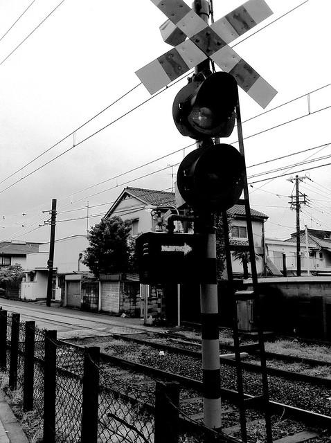 今日の写真 No.19 – 赤信号/iPhone4 + Spica