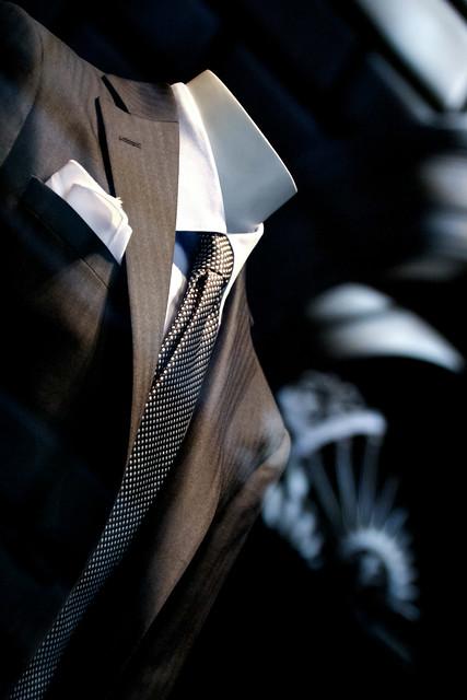 紳士服はるやま 「洗えるスーツ」の種類が豊富で驚いた