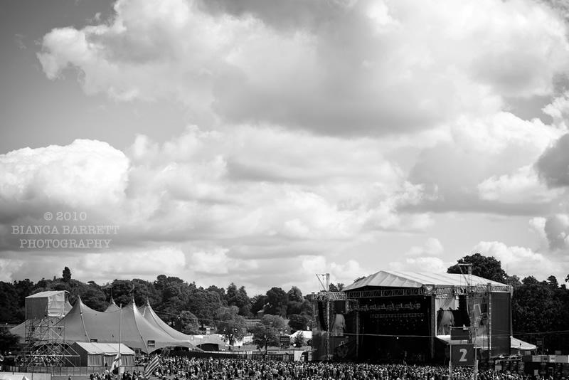 V Festival Stafford