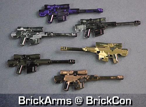 BrickArms HCSR - Camo Test