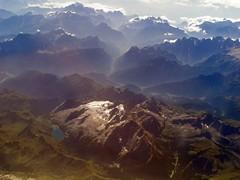 Marmolada (magro_kr) Tags: italy mountain alps landscape scenery italia view mount góry alpy trentino dolomites gory widok jezioro włochy wlochy dolomity krajobraz trydent sceneria