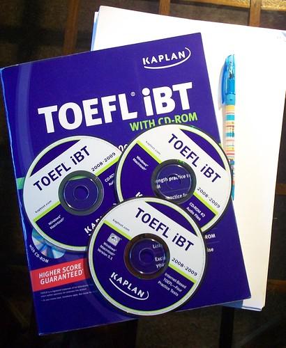 TOEFL by Kaplan
