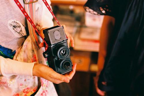 二眼トイカメラ