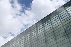 The Darwin Center exterior