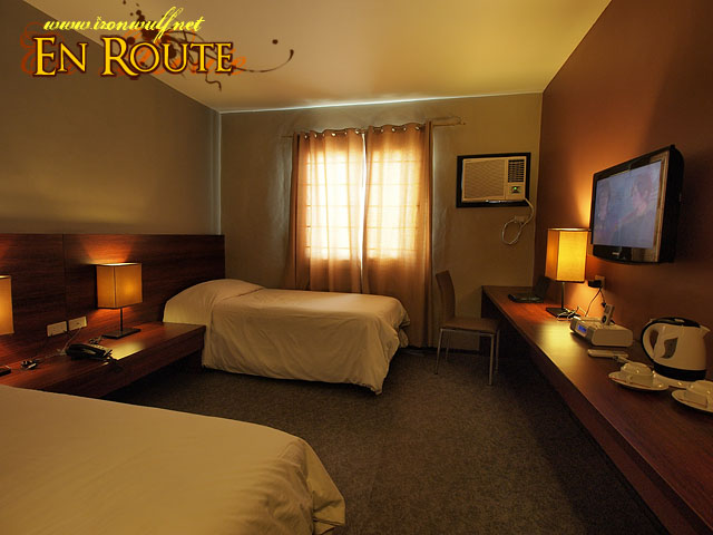 Twin Room at Tierra Montana