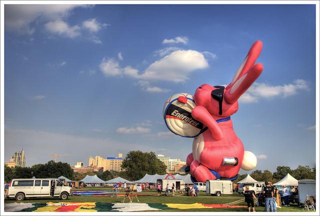 Energizer Bunny 1
